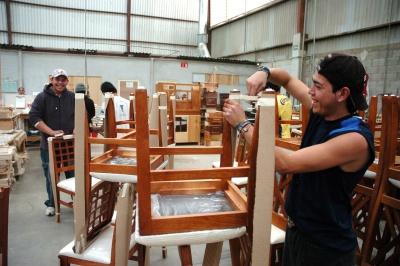 resurge industria del mueble en la laguna