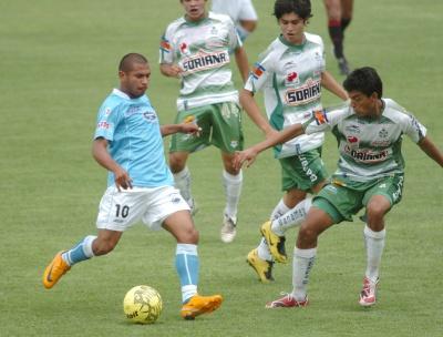 Santos Laguna A se despide con derrota