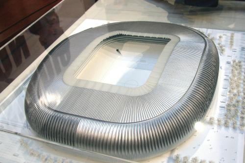 Presentan maqueta del nuevo estadio de Rayados