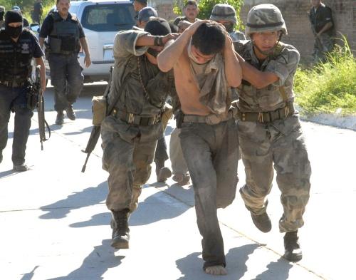 Detenidos en Mazatlán son parte del cártel del Golfo