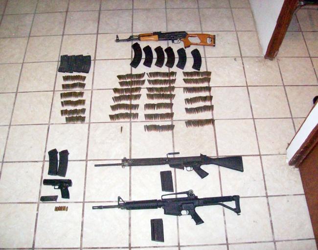 <b>Caen 2 en La Laguna por crimen organizado</b>