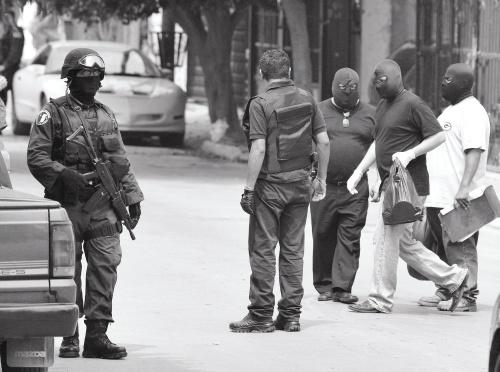 """El ingreso de """"Los Zetas"""" a Durango"""