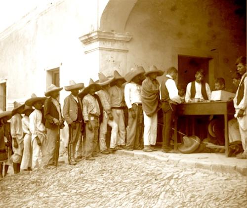 A 100 años del desafío de Madero