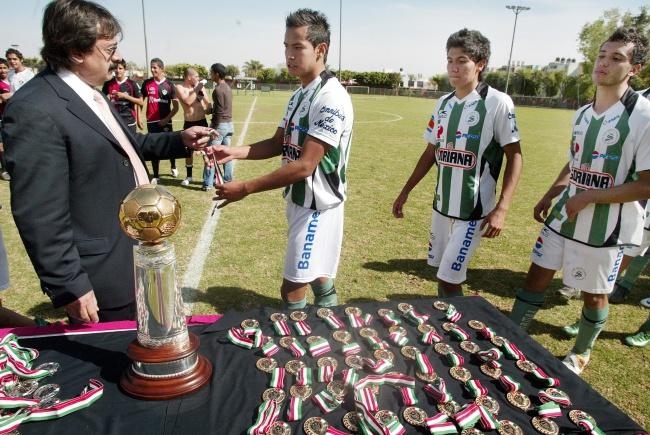 Santos de Segunda División son subcampeones