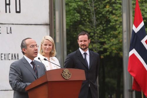 Ven nueva relación México- Noruega