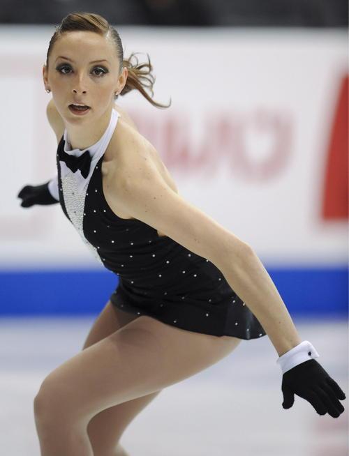 Califica Ana Cecilia Cantú a Olímpicos de Invierno