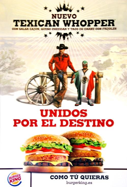 Cambiará Burger King publicidad ofensiva