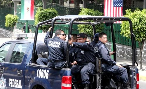 ley de la policia federal preventiva: