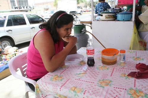 Comida chatarra  afecta la salud