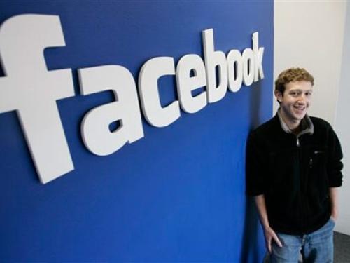 Creador del Facebook es el millonario más joven del mundo