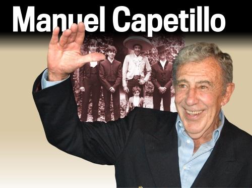 Termina faena de Manuel Capetillo