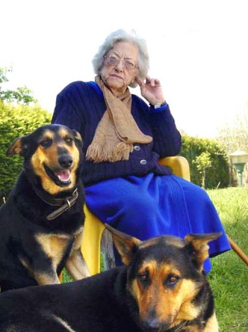 Fallece anciana adicta al Internet