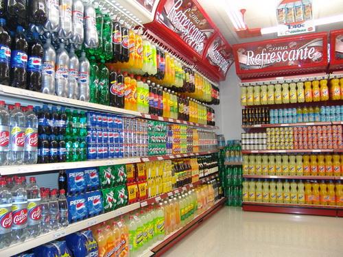 Crisis afecta consumo de refrescos en México