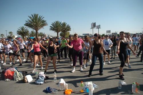 Esperan lleno en segundo Maratón de Baile Femenil
