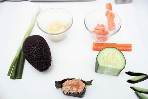 Secretos de la cocina oriental