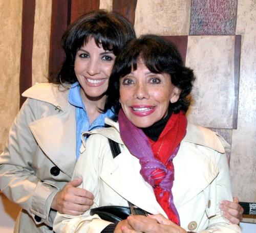 Padece Leonorilda Ochoa del Alzheimer