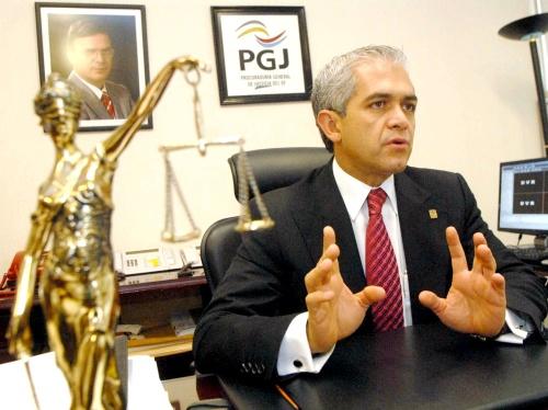 Hay más agentes implicados en casos Martí y Equihua: PGJDF