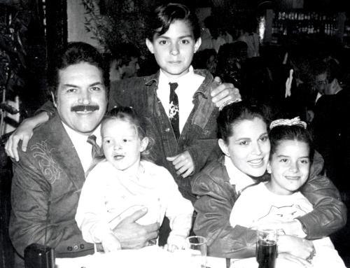 Dejó Jorge Vargas su herencia a su hijo Ernesto
