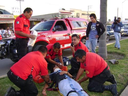Equipo para bomberos