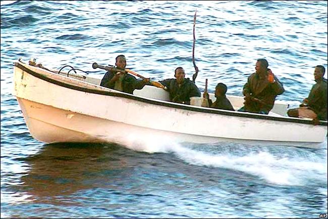 Piratas, los nuevos ricos de Somalia