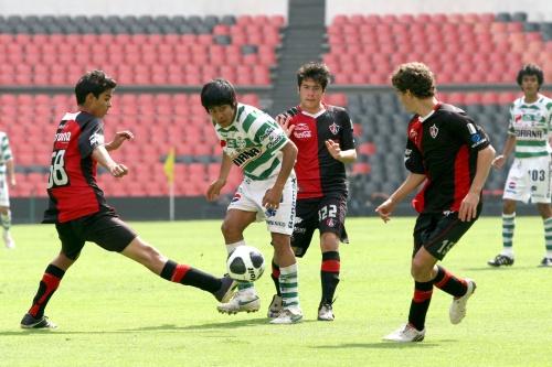 Santos Sub 15 logra el subcampeonato