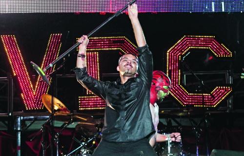 Rock, Intensidad y decepción  Vive Latino
