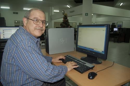 Fallece el escritor Francisco Amparán