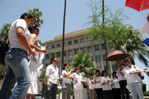 Levantan la voz contra la inseguridad en la región
