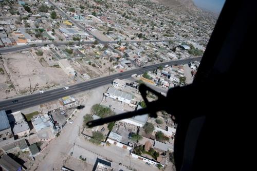 Buscan explosivos en colonias de Ciudad Juárez