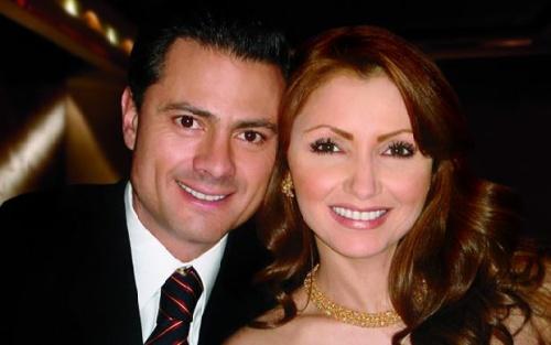 Celebra Peña Nieto en evento privado su cumpleaños