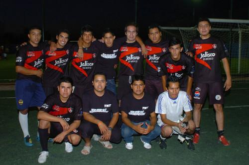 TNT se coronó campeón de la Liga Premier en la Bombonera