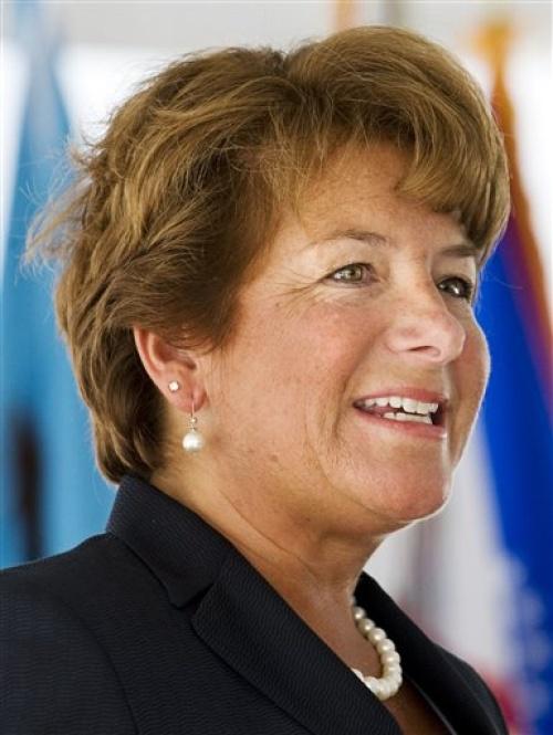 Mujer dirige una agencia de inteligencia en EU