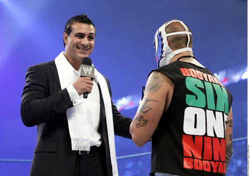 Debuta luchador mexicano en la WWE