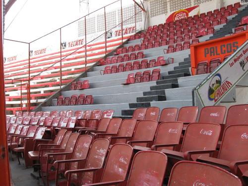 Estadio Gómez Palacio, un coloso en el olvido
