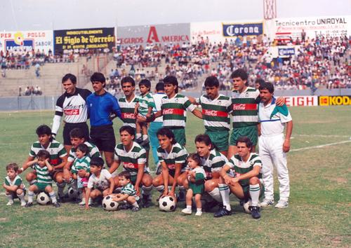 A 22 años del primer juego de Santos Laguna