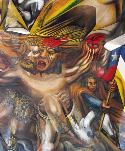Revisará el lenguaje de la arquitectura y el arte nacionalista de la pos revolución