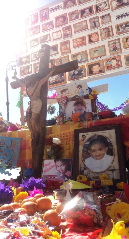 Exigen justicia por muertos en tragedias
