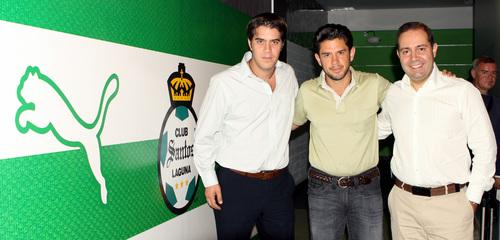 Marca Puma vestirá a Santos Laguna