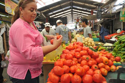 Seguirá alto el precio del tomate y aguacate