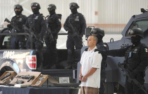 Cae responsable de masacre masiva en San Fernando