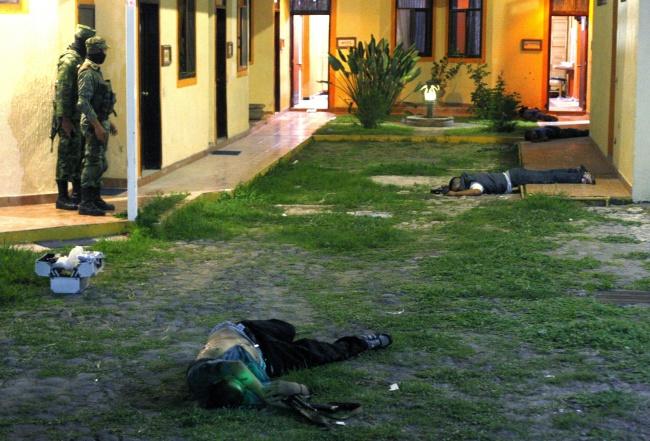 Revelan golpe contundente a 'Zetas' con 30 muertos