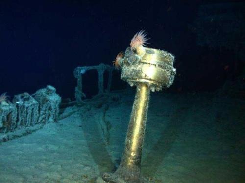 Hallan el tesoro submarino más grande de la historia
