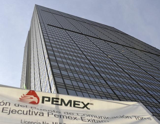 Descarta Pemex eventual quiebra