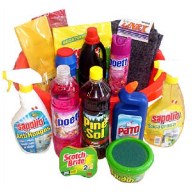Productos de limpieza que causan reacciones mortales for Productos de limpieza