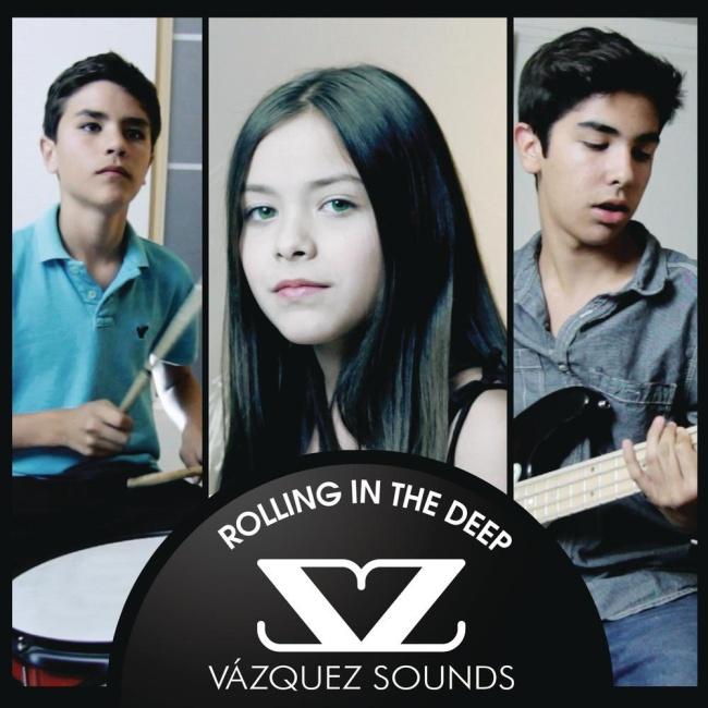Compartirán escenario Los Vázquez Sound