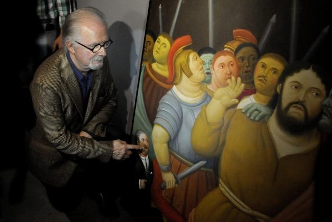 Fernando Botero, el gran artista de Latinoamérica