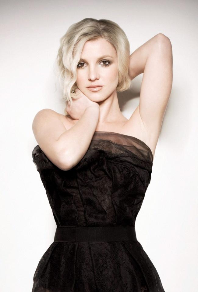 Britney spears erotica