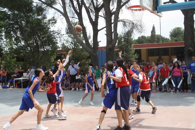 Iniciaron Juegos Lasallistas / Deportes