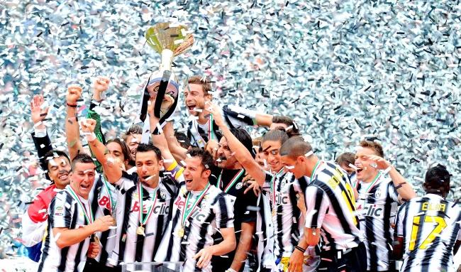 Juventus, campeón tras temporada invicto