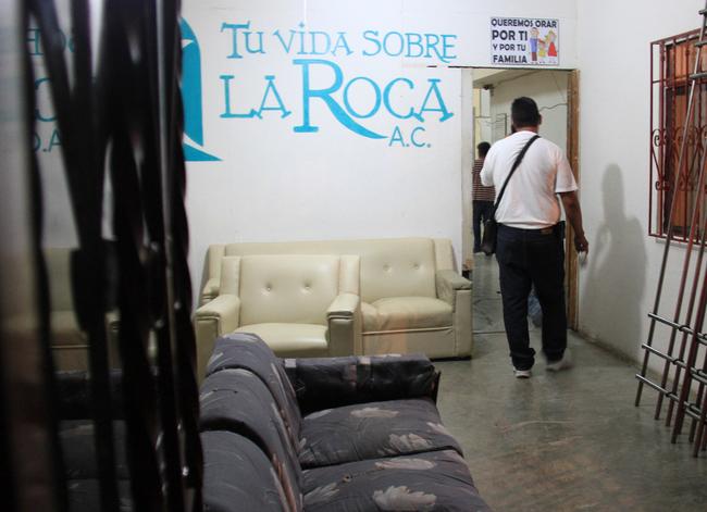 11 muertos deja ataque en Centro de Rehabilitación